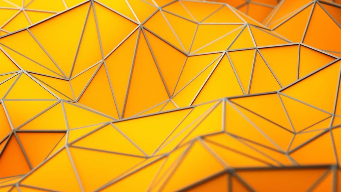 yellow geometrics